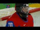 Хоккей. Женщины. Россия - Швейцария(серия послематчевых буллитов)